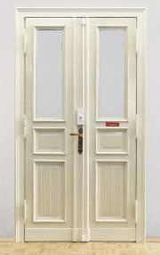 Auch Altbau Türen müssen gesichert werden