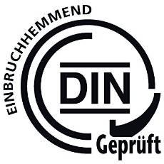 Das DIN-Logo ist Sicherheit